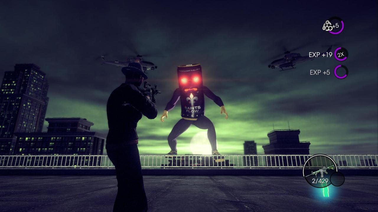 Saints Row IV: Commander In Chief Edition - RELOADED Free