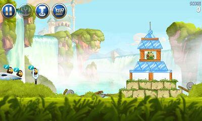 Screenshot: Angry Birds 2 Apk