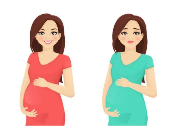 علامات اقتراب الولادة للبكرية