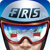 FRS Ski Cross - Bermain Ski di hp Android yuk!