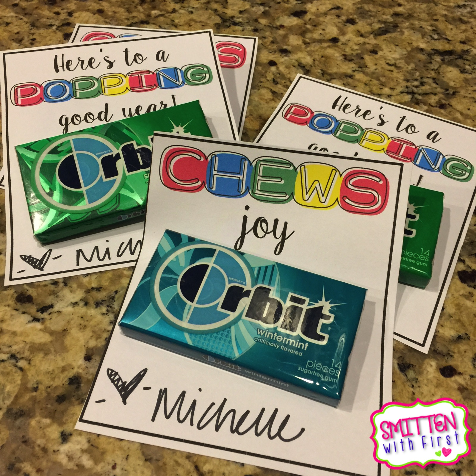 Blog Hoppin': Back to School Gifts!