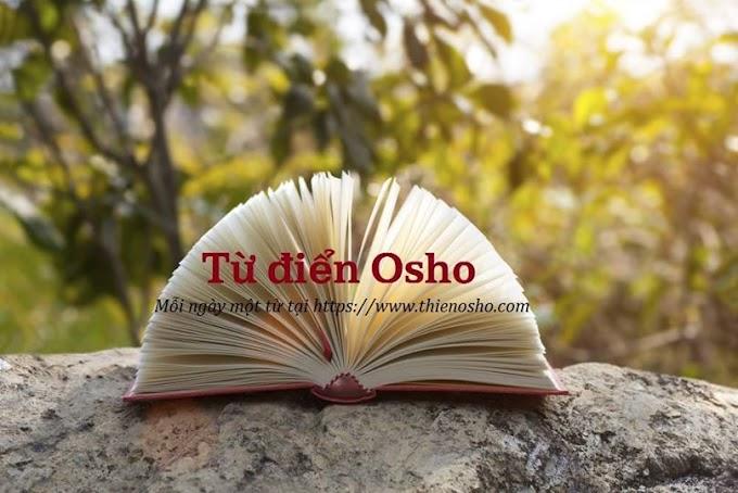 Từ điển Thiền Osho - Định mệnh