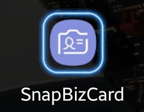 APLIKASI SnapBizCard Samsung Galaxy Akan di NonAktifkan 2020