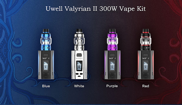 A Very Powerful Kit With Triple 18650 Batteries & 6ml Pod
