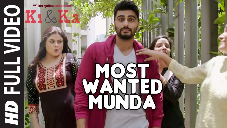Most Wanted Munda Lyrics Indnesian Translation Desi Kajol Khan
