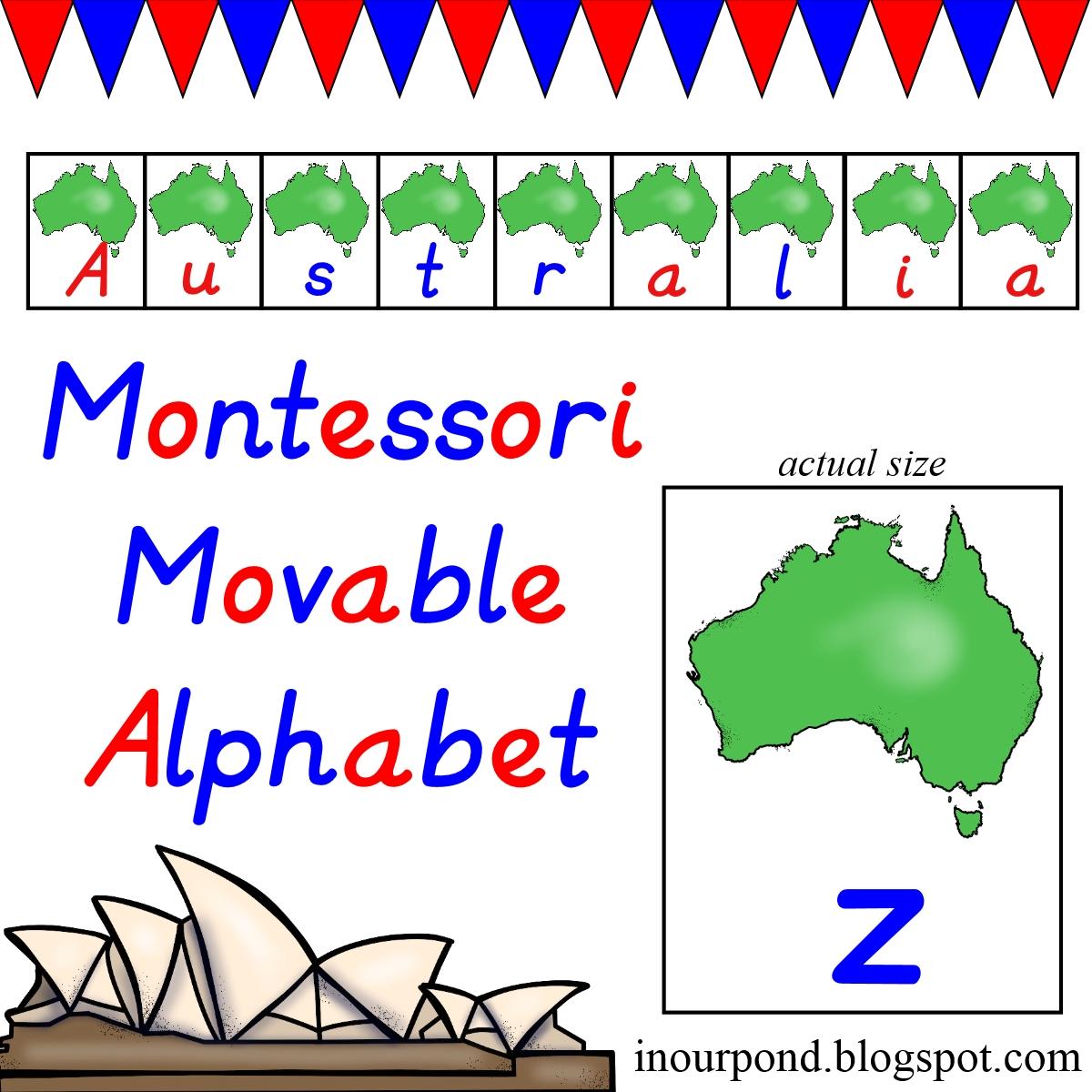 Diy Movable Alphabet Ideas And Free Printables
