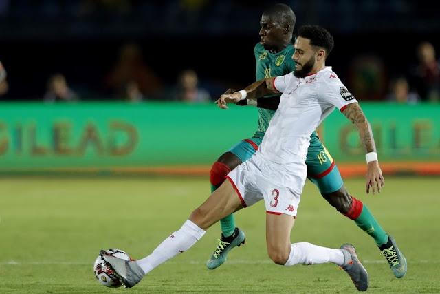 تونس تخسر الميدالية البرونزية بعد الخسارة من نيجيريا بهدف نظيف في كأس امم افريقيا 2019