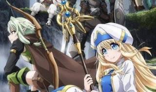 Goblin Slayer - Episódio 10 - Cochilando