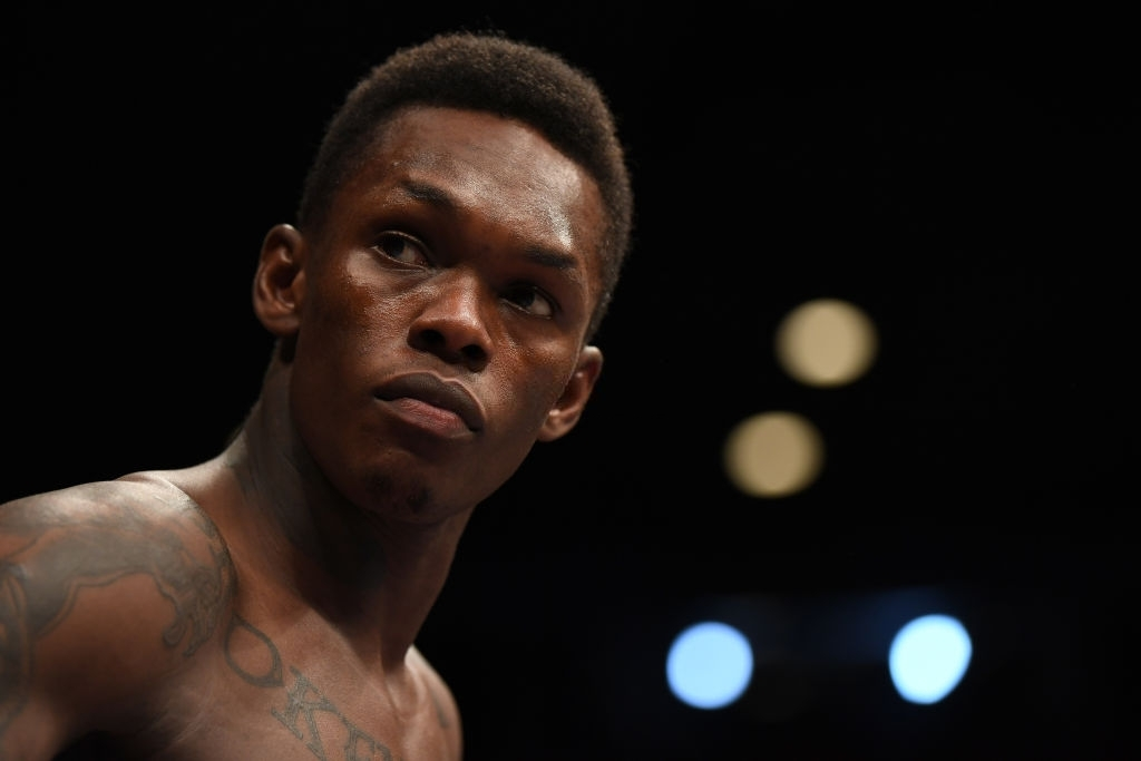Israel Adesanya Set For Biggest Career Fight Against Jan Blachowicz
