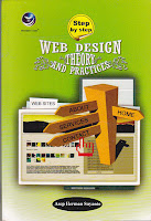 Step by Step : Web Design Theory and Practices - Asep Herman Suyanto