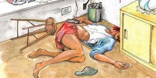 Αυτοκτονία ή δολοφονία; Ο αστυνομικός γρίφος που έχει διχάσει χιλιάδες χρήστες του διαδικτύου.