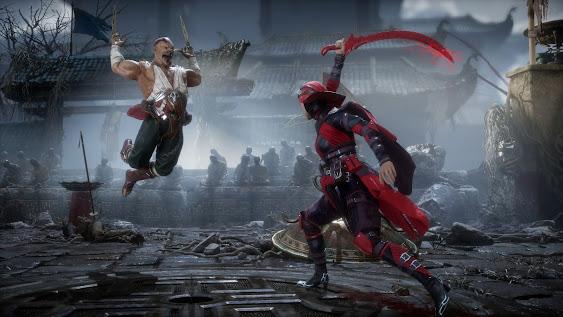 Mortal Kombat 11 Review gameplay