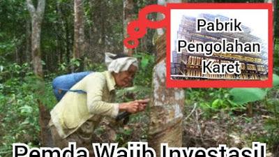 Ekonomi Bungo Menjerit, Asman: Pemda Wajib, Wajib, Wajib Investasi !.