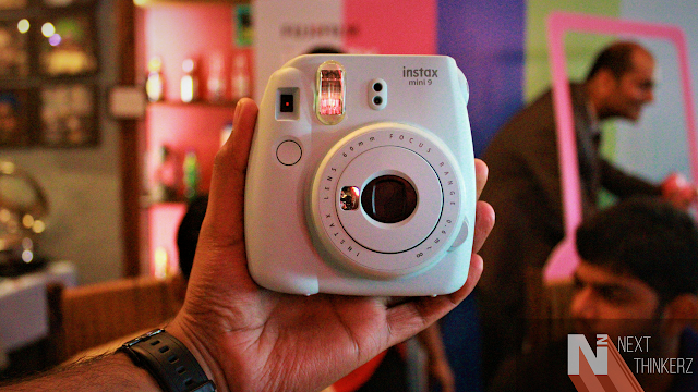 Instax Mini 9 launched In India for Rs.5999