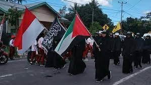 BAGI MUSLIM, PALESTINA ADALAH PERSOALAN AKIDAH DAN POLITIK ISLAM