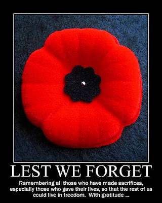 Remembrance Day 2016 Quotes