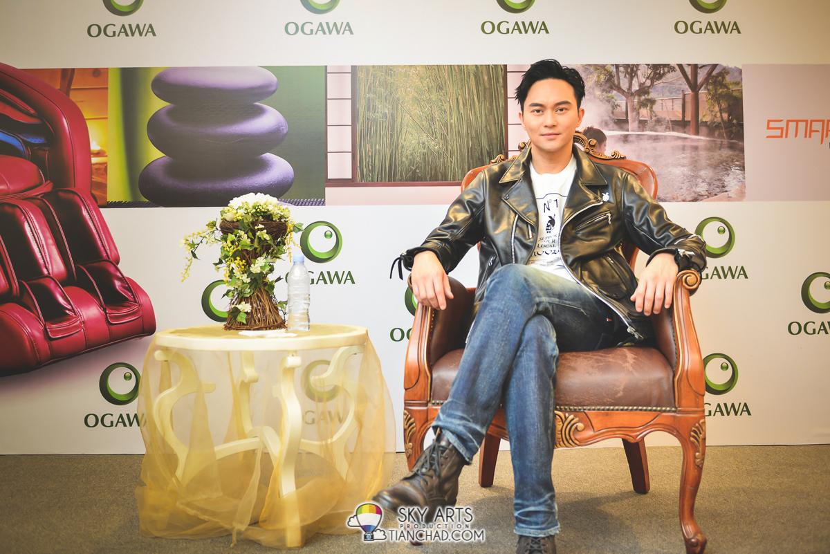张智霖 Chi Lam & Ogawa Smart Sento Launch @ Sunway Pyramid