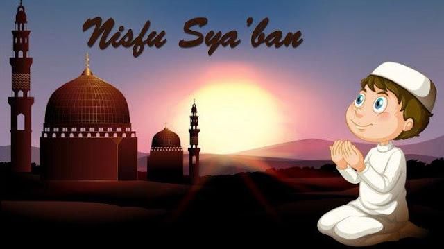 Doa dan Amalan Malam Nisfu Syaban