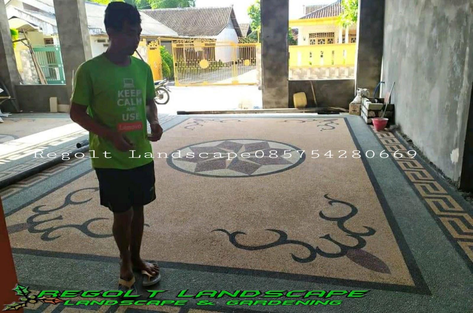 Jasa Tukang Pembuatan Batu Sikat, Carport, Ampyangan Di Surabaya