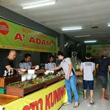 Soto Kuning A,Adam Khas Bogor