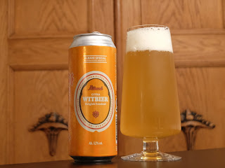 Albani Citra Witbier fra Royal Unibrew