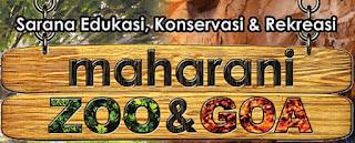 Tiket Masuk Goa Dan Kebun Binatang Maharani Lamongan