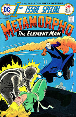 1st Issue Special #3, Metamorpho