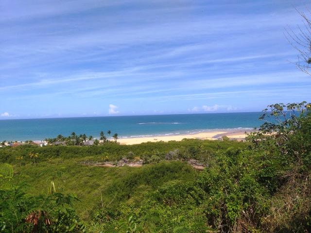 Praia dos Nativos, em Trancoso