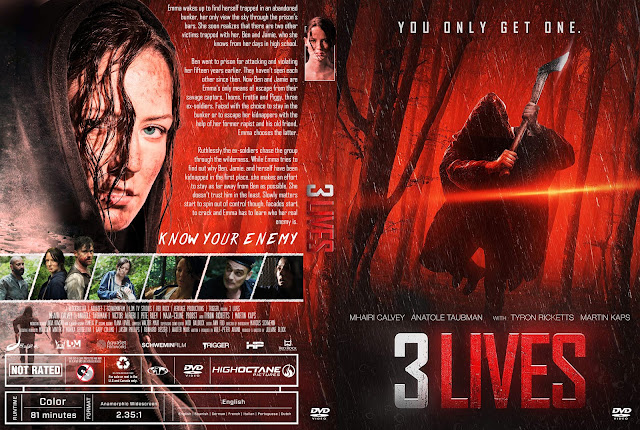3 Lives DVD Cover