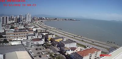 Câmeras ao vivo de Santa Catarina