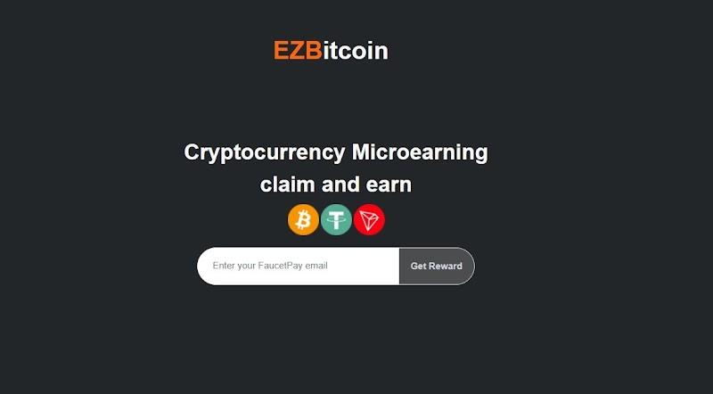 Como gerar Bitcoin em Ez Bitcoin  de BTC TRX USDT