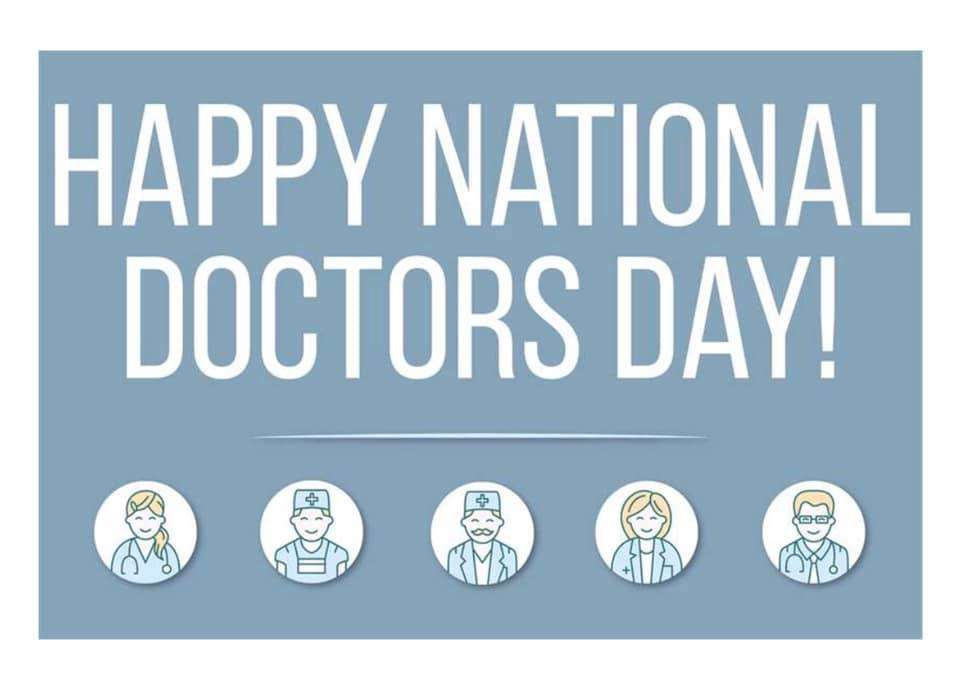 Doctors' Day Wishes Lovely Pics