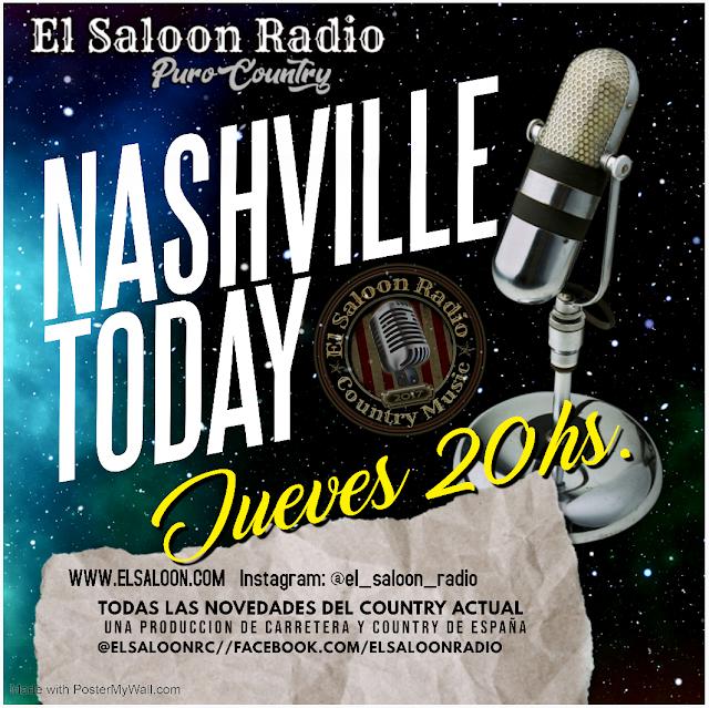 Nashville Today - Jueves 20 hs.
