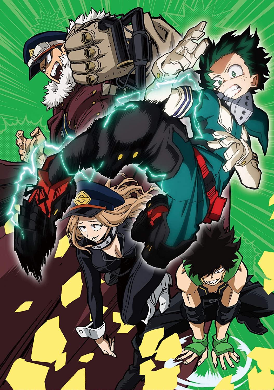 [BDMV] Boku no Hero Academia 3rd Season Vol.5 [181114 ...