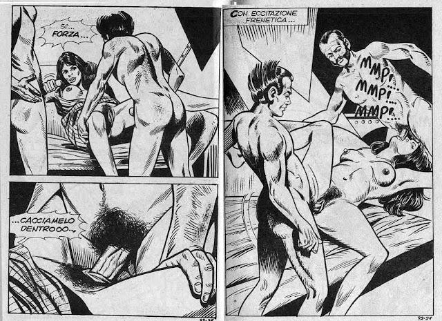 Sesso forzato cartone animato porno