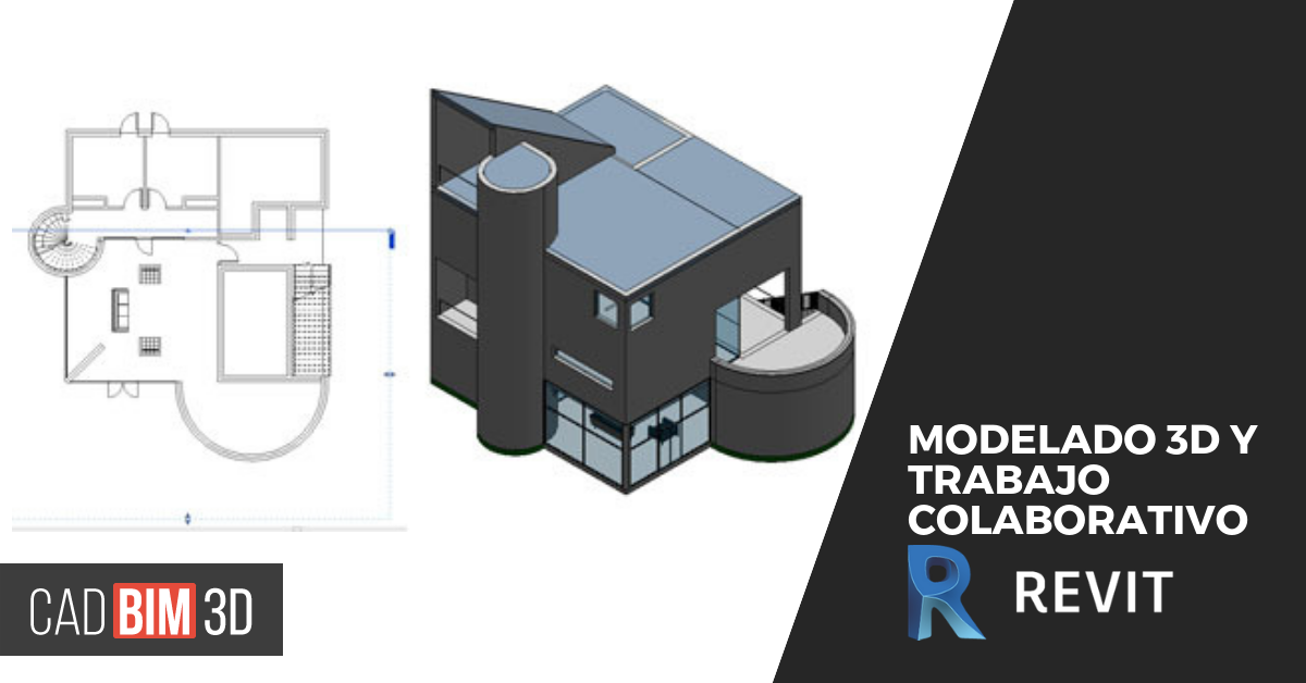 Modelado 3D y trabajo colaborativo en Revit