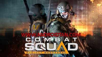 Combat Squad Mod Apk v0.4.7 Unlimited Ammo Terbaru 2017