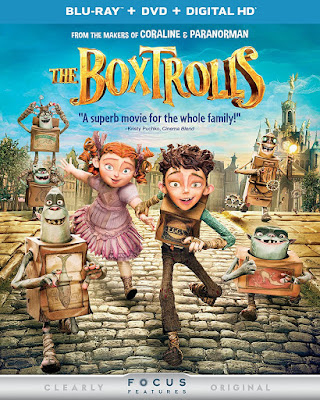 The Boxtrolls (2014) [Dual Audio 5.1ch] 720p | 480p BluRay ESub x264 [Hindi – Eng] 900Mb | 300Mb