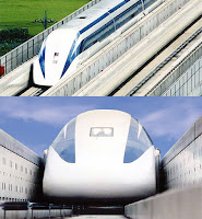 Japon maglev hızlı trenleri