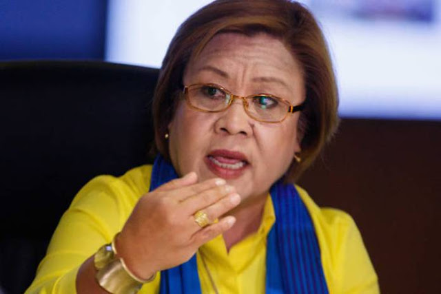 MUST WATCH: Leila De Lima Give False Staement About President Duterte to America!
