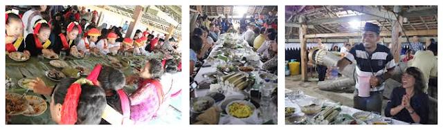 Festival Teluk Jailolo yaitu program tahunan yang secara konsisten dilaksanakan Pemerintah  Tempat Liburan Festival Teluk Jailolo - Wisata Halmahera Barat