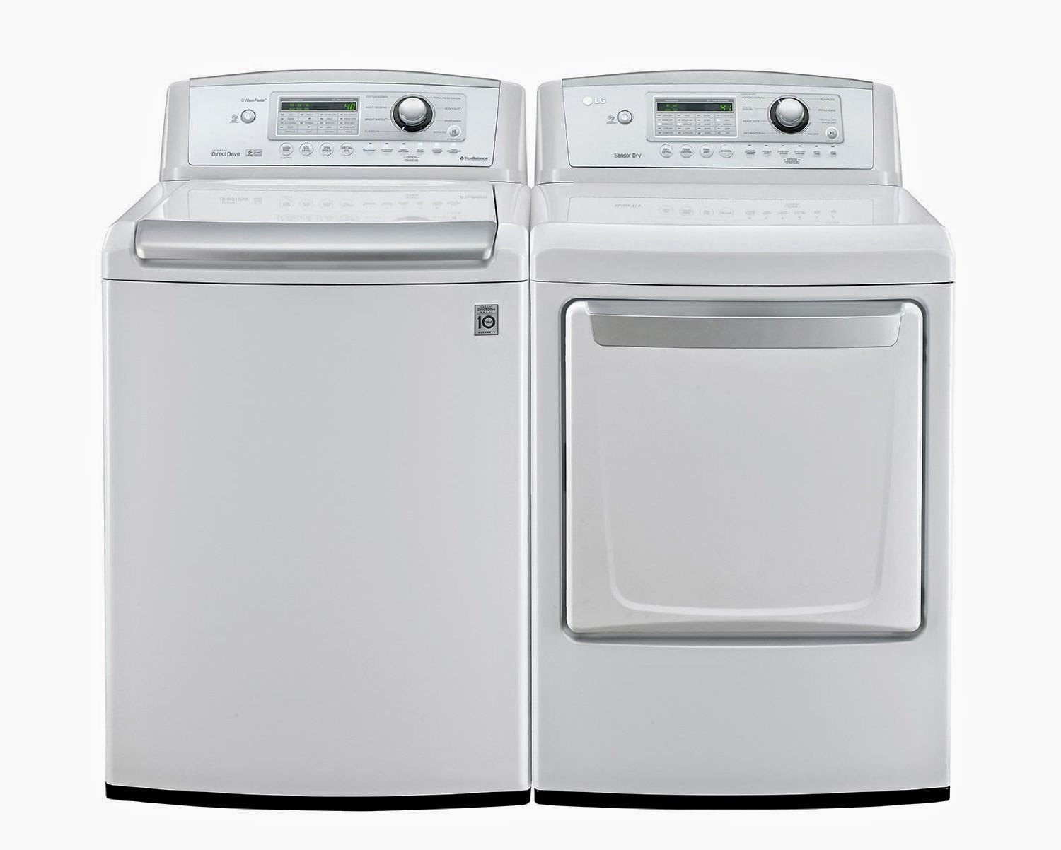 Lg Washer And Dryer Reviews Lg Top Load Washer And Dryer