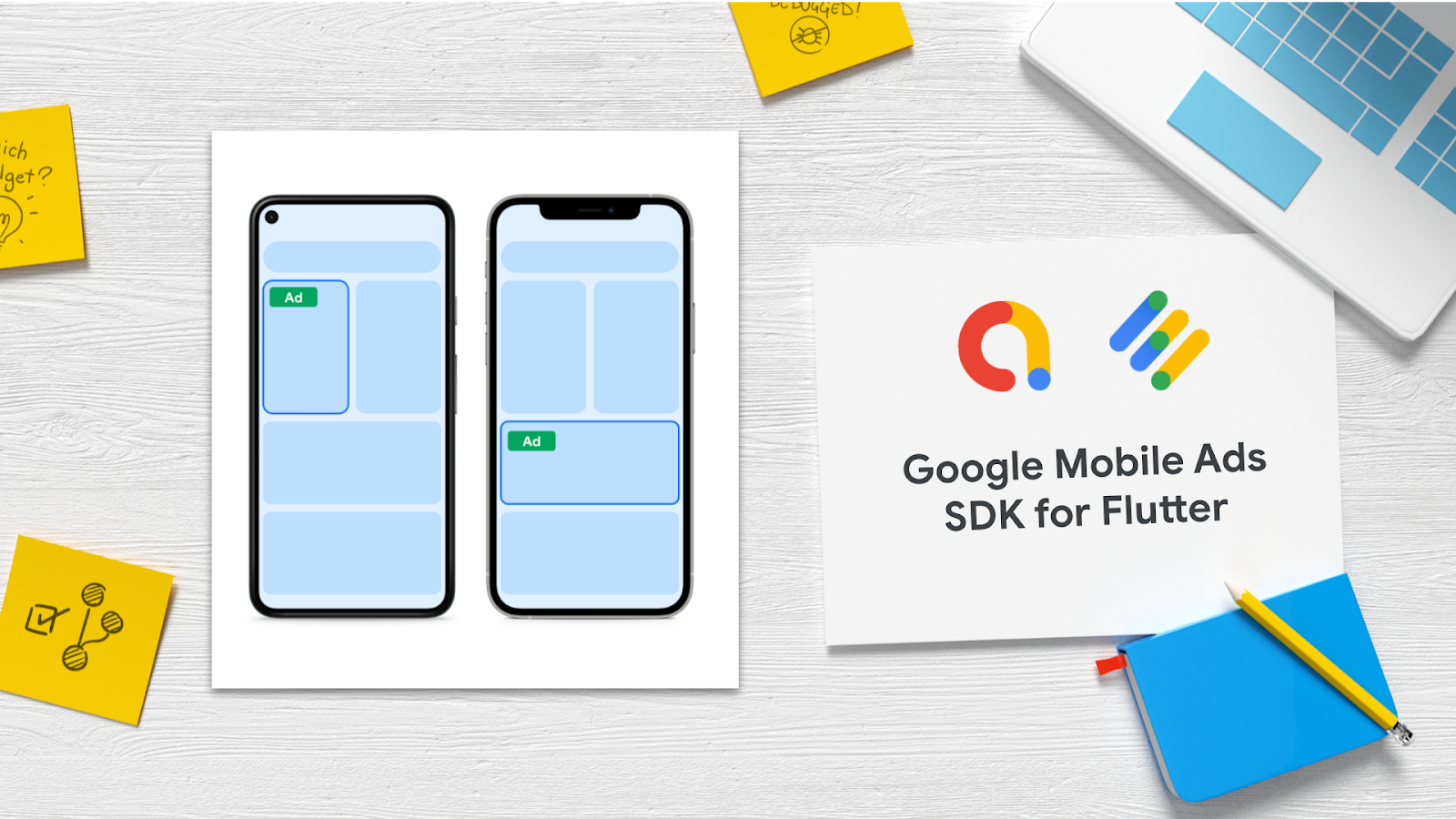 Google Mobile Ads SDK for Flutter