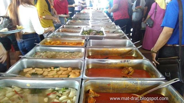 Kak Yan Nasi Campur Tempat Makan Best Langkawi