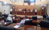 Disposisi Delegasi Dinilai Bermasalah, Rencana Paripurna DPRD Kota Bima Gaduh