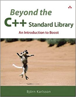 best book to learn C++ STL library