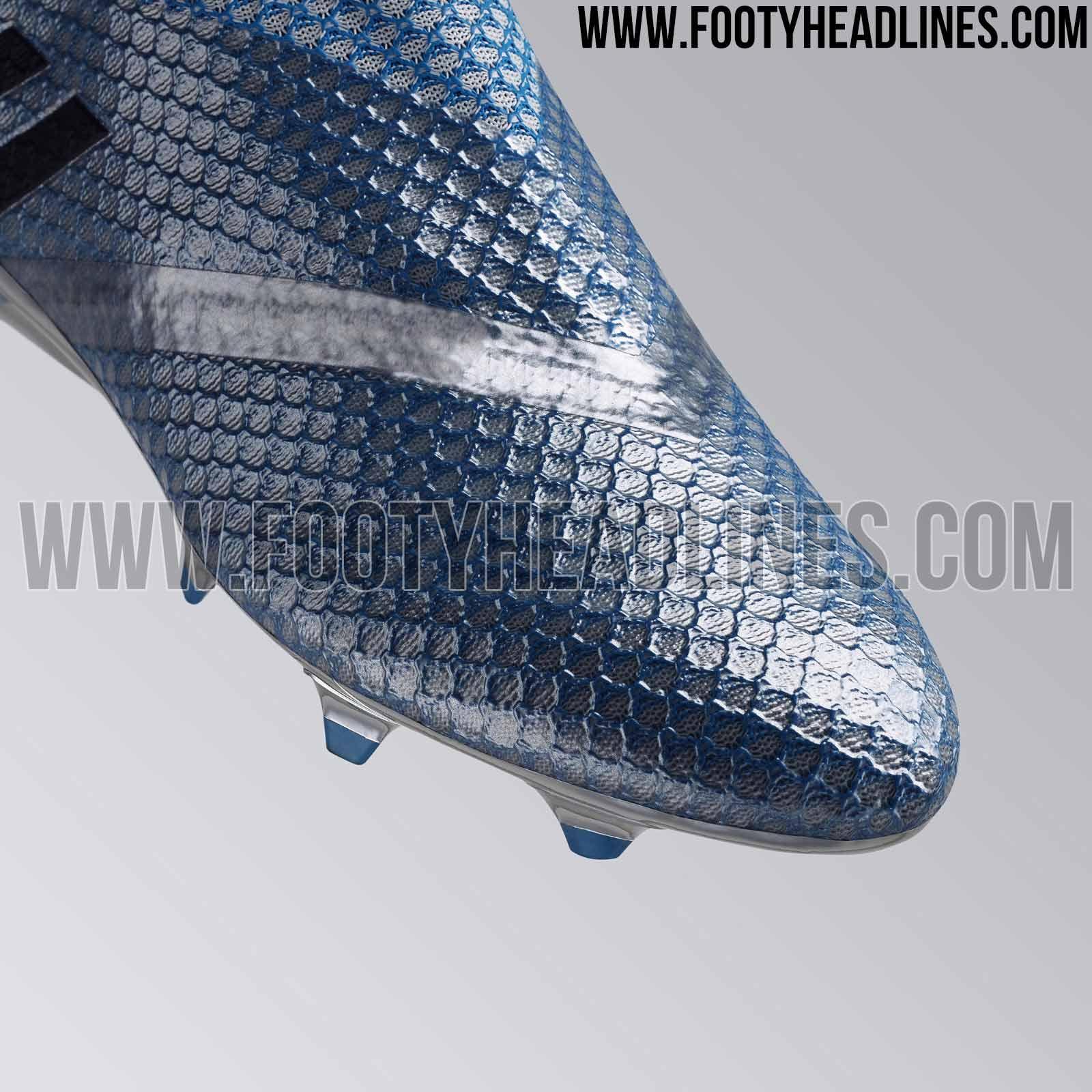 adidas Messi 16 Pureagility Black Black (OUT OF STOCK)