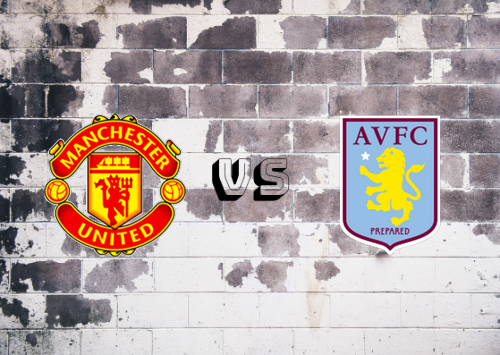 Manchester United vs Aston Villa  Resumen y Partido Completo