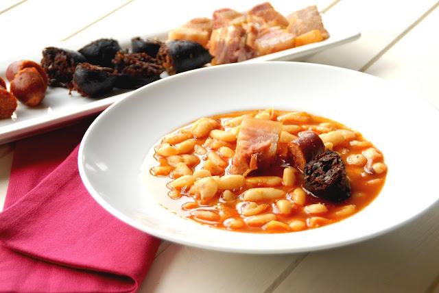 Fabada asturiana receta paso a paso