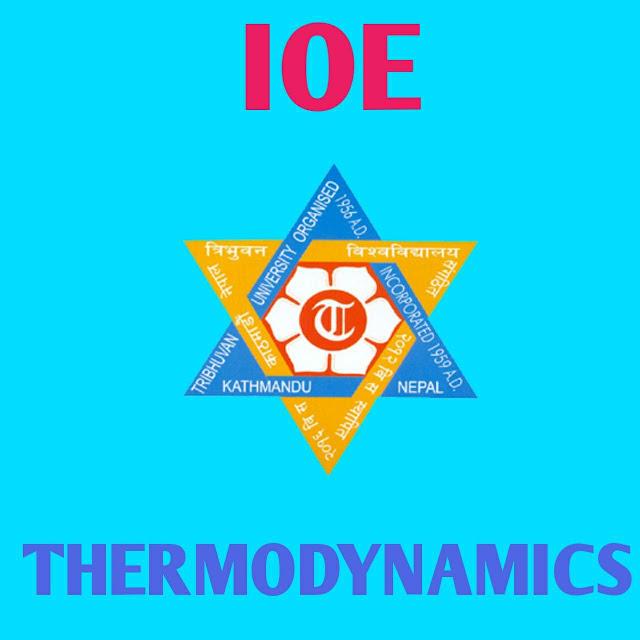 Thermodynamics Note